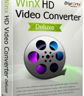 WinX HD Video Converter Deluxe 5.16.0.332 Crack + License Code 2020