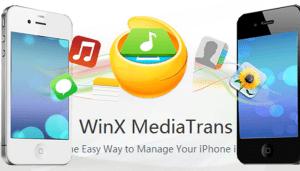 WinX MediaTrans 7.2 Crack + Registration Code [Mac/Win] Full Version