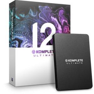 Komplete 12 Ultimate Crack & License Key Full Free Download