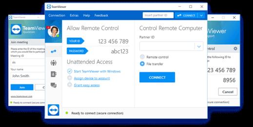TeamViewer 14 License Key & Crack Full Free Download