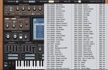 Sylenth1 v3.041 Crack & License Key Full Free Download