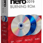 Nero Burning ROM 2019 Crack License Key Full Free Download