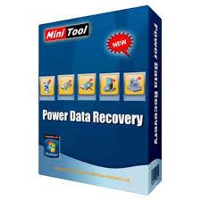 MiniTool Power Data Recovery 8.1 Crack + Keygen Free Download