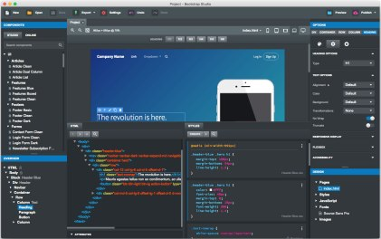 Bootstrap Studio 4.3.6 Crack & License Key Full Free Download