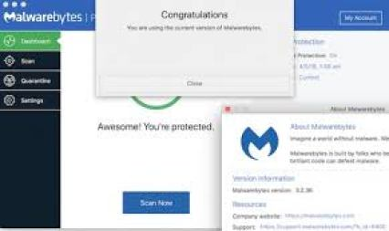 Malwarebytes Anti-Malware 3.5.26.1796 Mac + License Key 2019 Latest