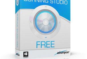 Ashampoo Burning Studio 20 Crack & Activation Code Full Free Download