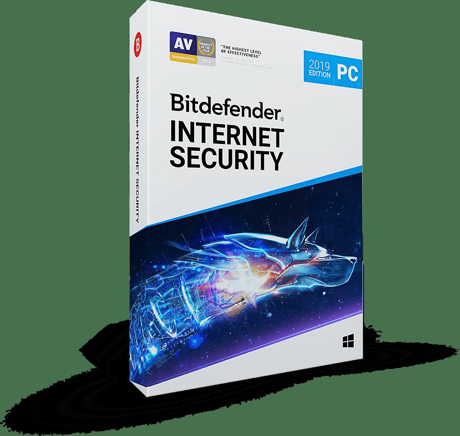 Bitdefender Internet Security 2019 License Key & Keygen Full Free Download