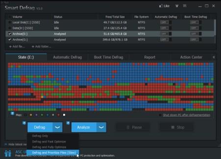 IObit Smart Defrag 6.1.5 Serial Key & Activation Code Full Free Download