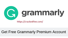 Grammarly Premium Crack 2020 Updated Download here