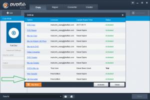 DVDFab 11.0.3.5 Crack With Lifetime Keygen + Patch Full 100%