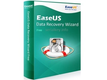 EaseUS Data Recovery Wizard 13.5.0 Crack + Serial Key Full Download