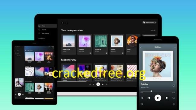 Spotify Premium 8.6.62.1029 Crack APK|Win|Mac Free Download [Latest]