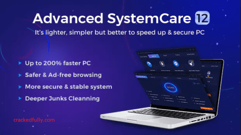 Advance SystemCare Cracked