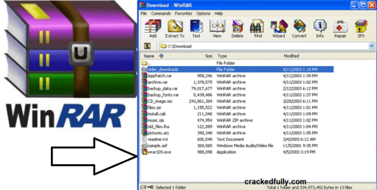 WinRAR Torrent Free Key