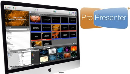 ProPresenter Crack Full Torrent