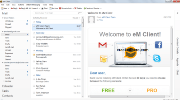 eM Client TOrrent Free Download