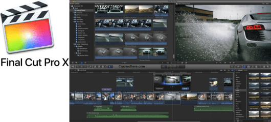 Final Cut Pro X Crack Full Torrent File Free