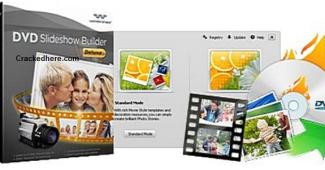 Wondershare DVD Slideshow Builder Crack Full Keys