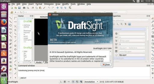DraftSight 2019 Crack Full Version Key Free Download Here