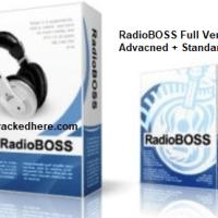 RadioBOSS Crack Full Key License