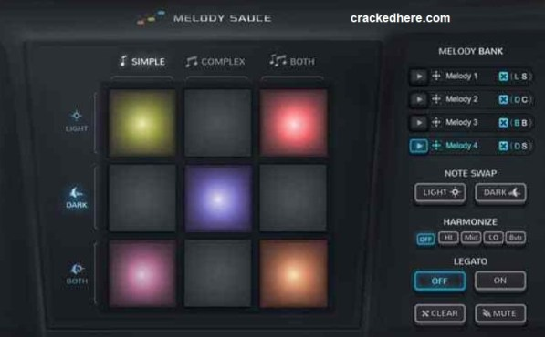 Melody Sauce VST key