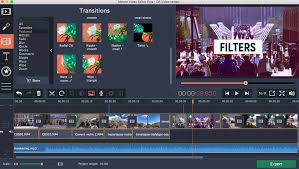 Movavi Video Editor 15.5 Crack With License Key Free Download 2019