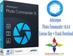 Ashampoo Photo Commander 16.1.0 Crack With Serial Key Download 2019