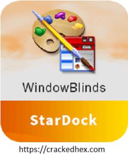 Stardock WindowBlinds 10.85 Crack