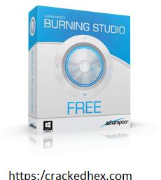 Ashampoo Burning Studio 22 Crack