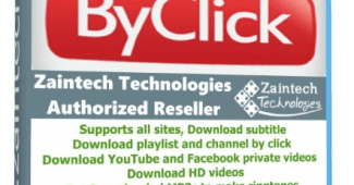 YouTube By Click Cracked