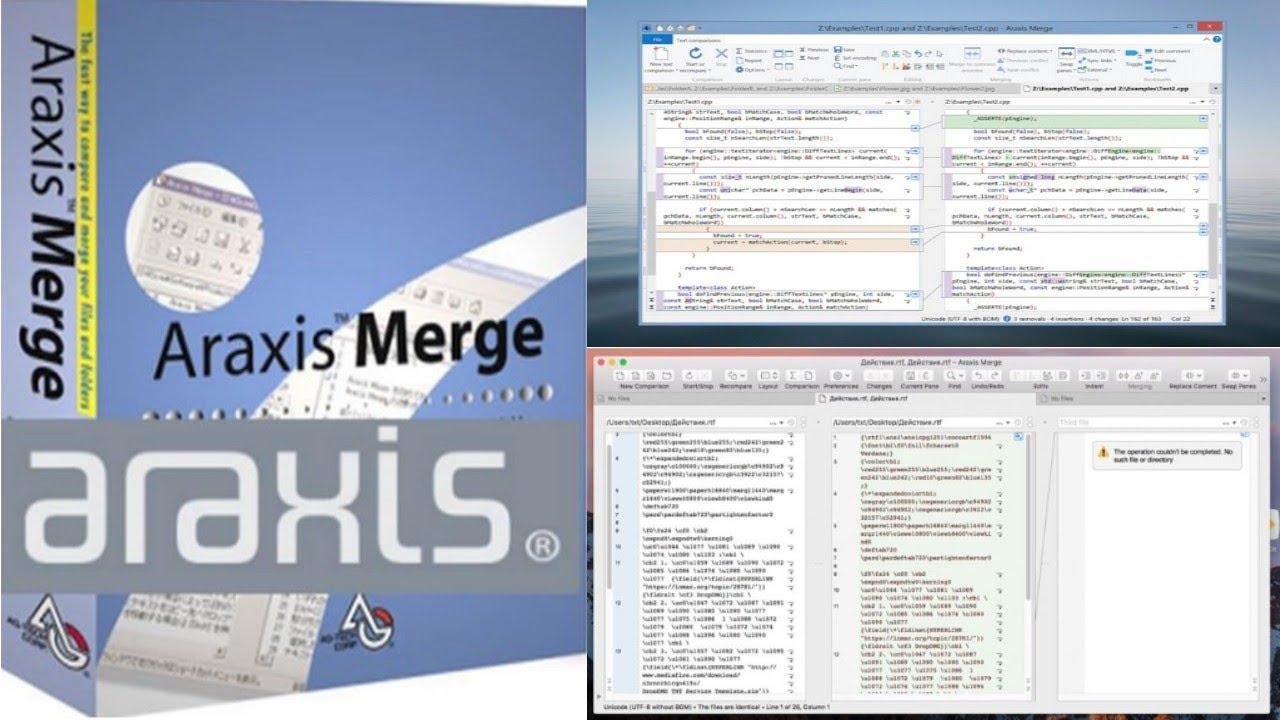 Araxis Merge 2021.5602 Crack + Serial Number Free Download