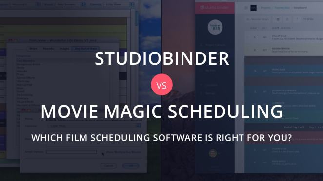 Movie Magic Scheduling 6 Crack Mac