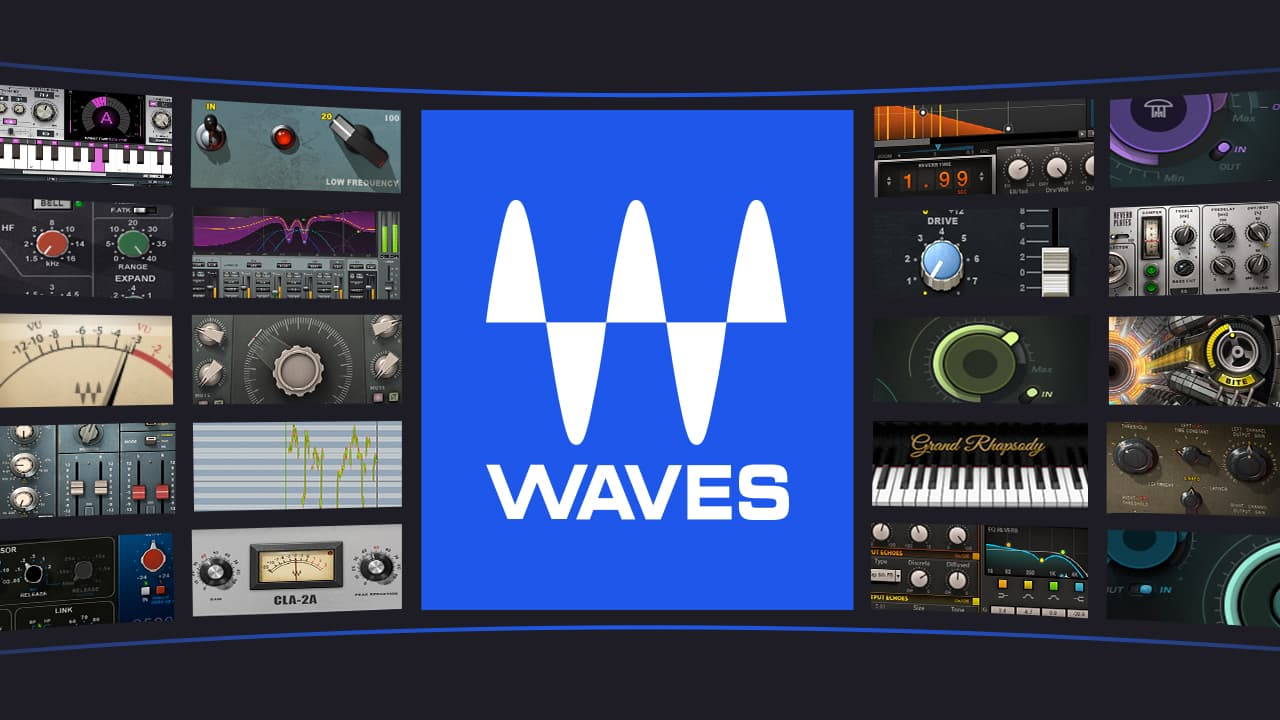 Waves Complete Keygen