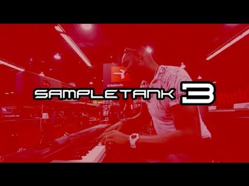 SampleTank 3 Crack
