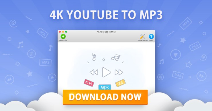 4K Youtube To MP3 license key