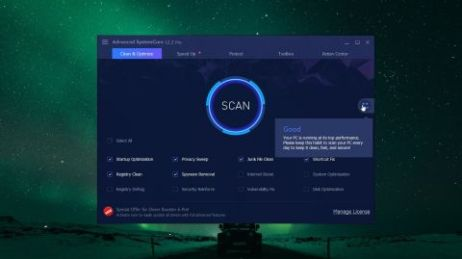 Advanced SystemCare Pro 12.3.0.329 Crack With Free Download 2019