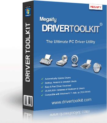 Driver Toolkit 8.6 License Key + Crack Full Download 2019