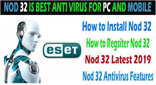 ESET NOD32 Antivirus 12.1.34.0 Crack Free Download