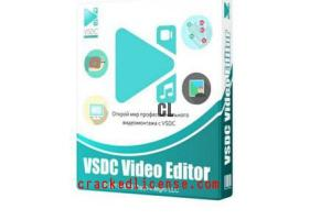 VSDC  Video Editor With Full Crack