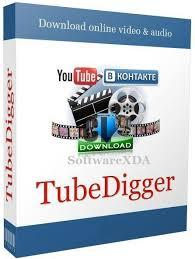 TubeDigger 6.7.2 Crack With License Free Download 2019