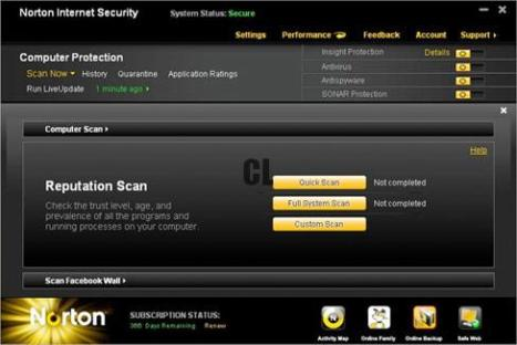 Norton AntiVirus 22.17.1.150 Crack With Product Key Free Download