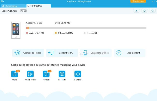 AnyTrans 7.1.0 Build 20190411 Product With Crack Key Free Download 2019