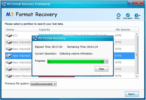 M3 Data Recovery License Key+Crack with Activation Code