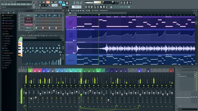 FL Studio 20.1.2 Build 887 Crack With License Key Download 2019