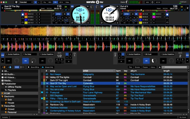 Serato DJ 2020 Crack With Activation Key Free Download