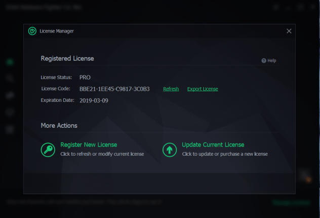 IObit Malware Fighter 2020 RC License Key With Crack Free Download