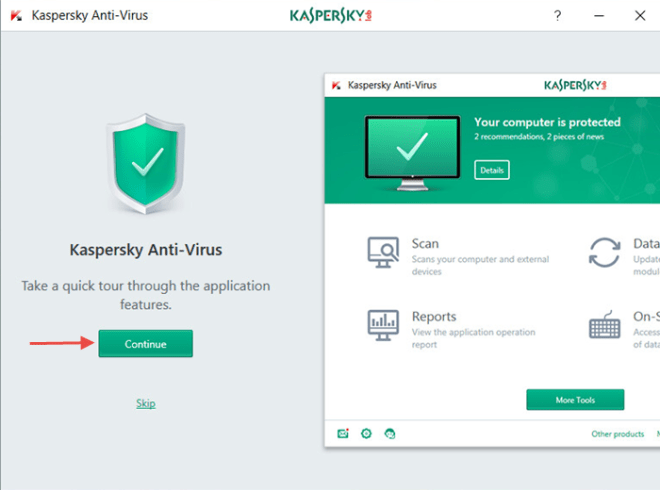 Kaspersky Antivirus 2020 Crack With Activation Code Free Download