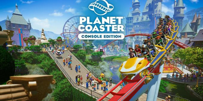 Planet Coaster Crack Key Game Full Free Download [Latest Version 2021]