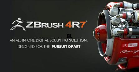 ZBrush 4R7 Crack With Keygen Full Download Free Version [Latest 2021]