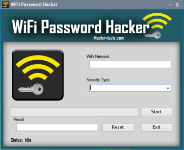 Wifi password Hacking Software